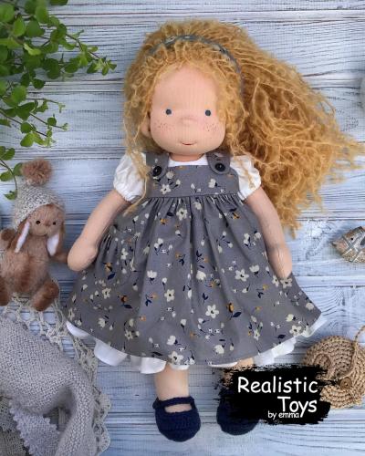 Cute Doll Olivia