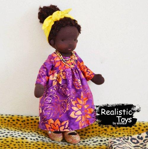 Emma Realistic Toys - Waldorf Doll Taylor
