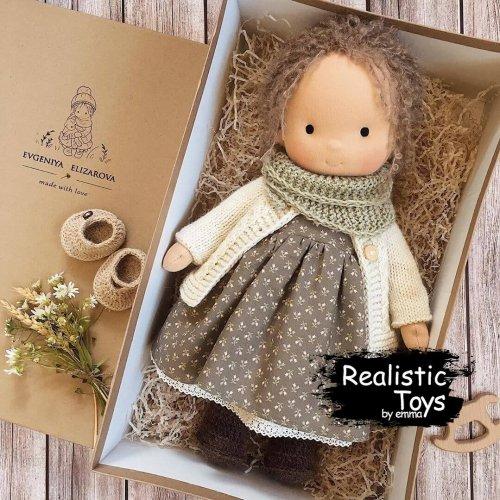 Cute Doll Journee