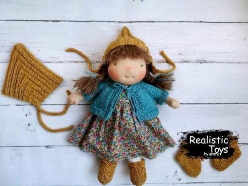 Waldorf Doll Cecilia