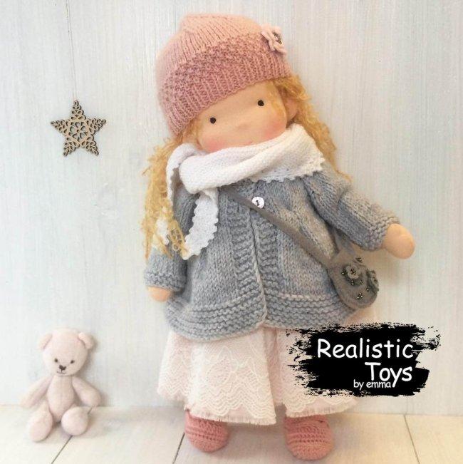Waldorf Doll Daniela