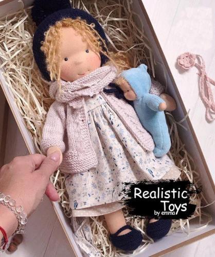 Cute Doll Calandra