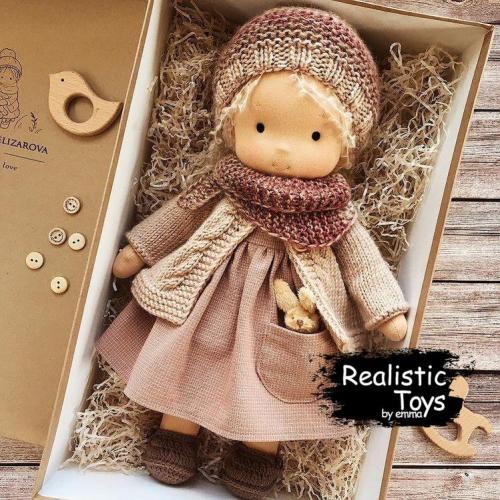 Cute Doll Abina