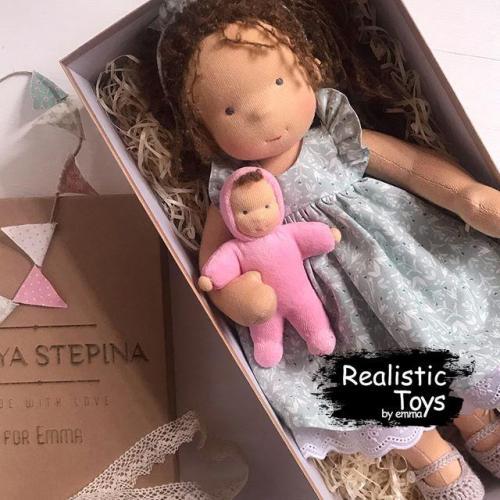 Cute Doll Elizabeth , Unique Gifts For 9 Year Girl