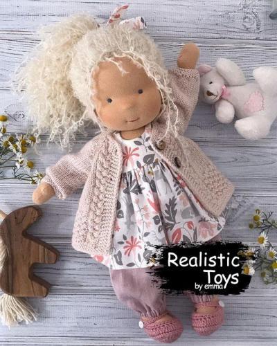 Cute Doll Ruth
