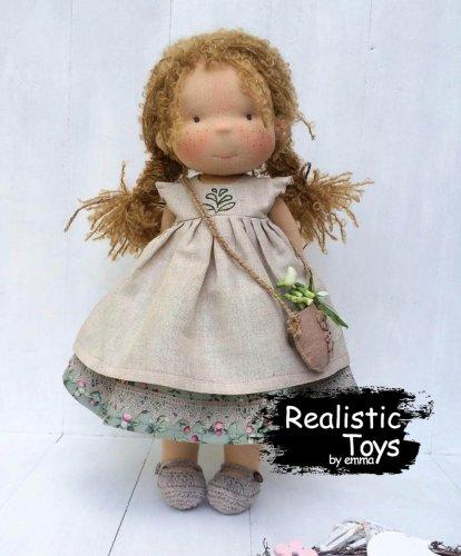Waldorf Doll Reese