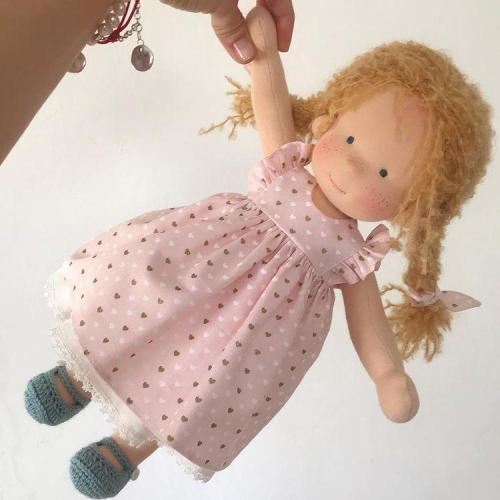 Cute Doll Athena