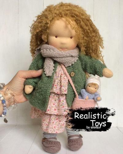 Cute Doll Heidi