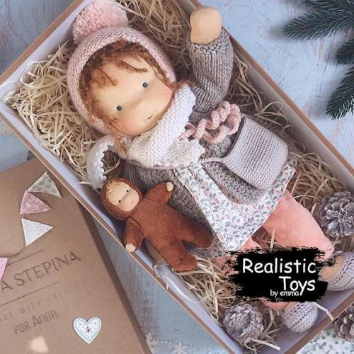 Waldorf Doll Frederica , Gifts For Tween Girls