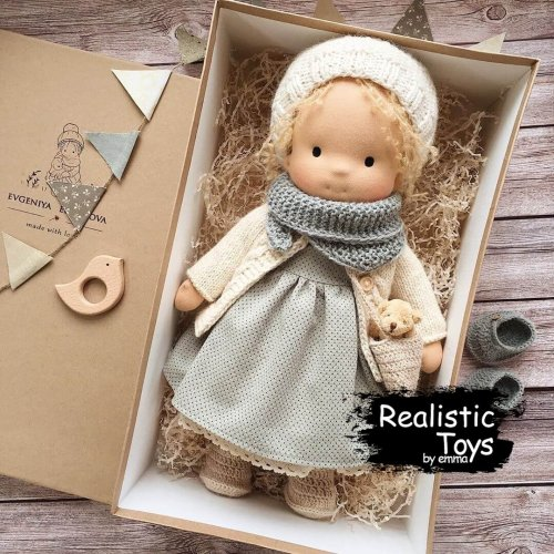 Cute Doll Stephanie , Best Gifts For 10 Year Old Girl