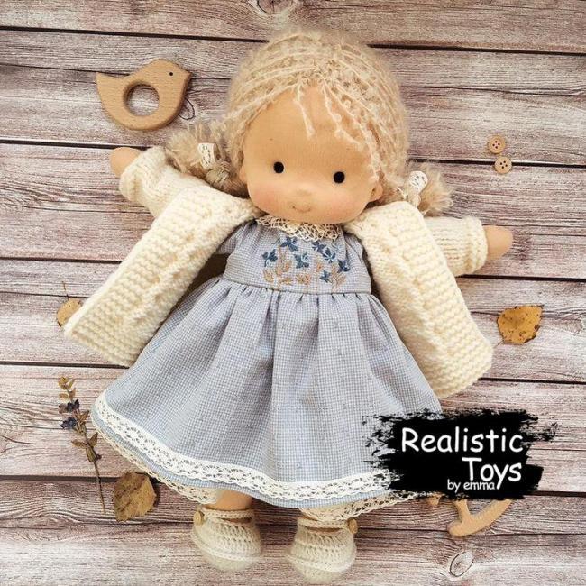Cute Doll Skye