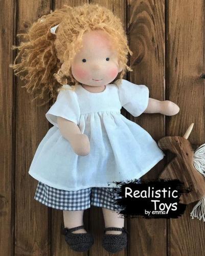 Cute Doll Zara