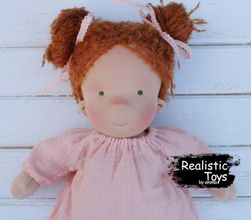 Cute Doll Apri , Little Girls Toys , Dolls For Babies And Toddlers