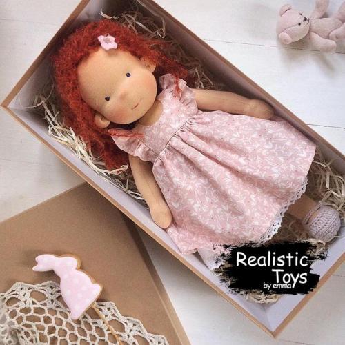 Cute Doll Dahlia