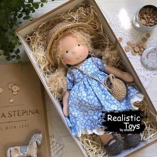 Cute Doll Dana , Child Gift, Birthday Gift, Christmas Gift