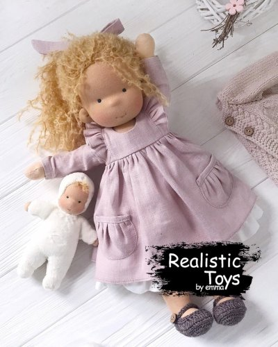 Cute Doll Heidy