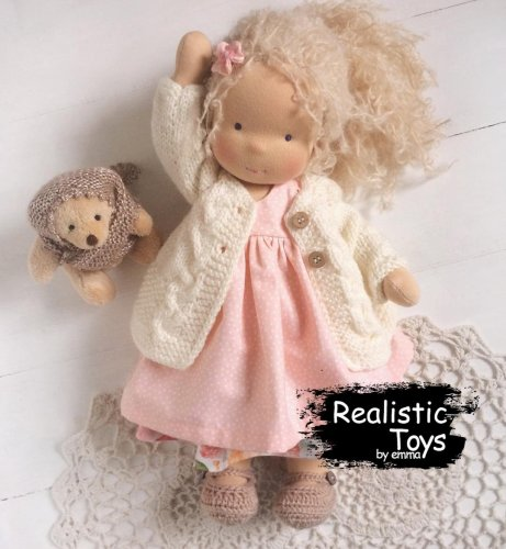 Cute Doll Shayna, Homemade Dolls For Sale