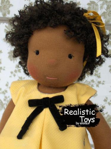 Emma Realistic Toys - Waldorf Doll Sophia
