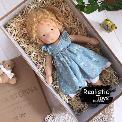 Waldorf Doll Dora