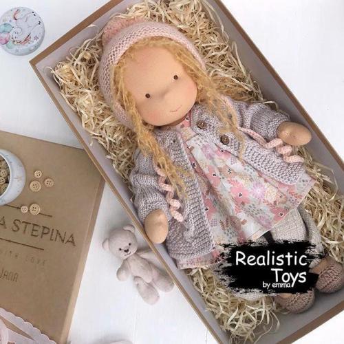 Waldorf Doll Constance