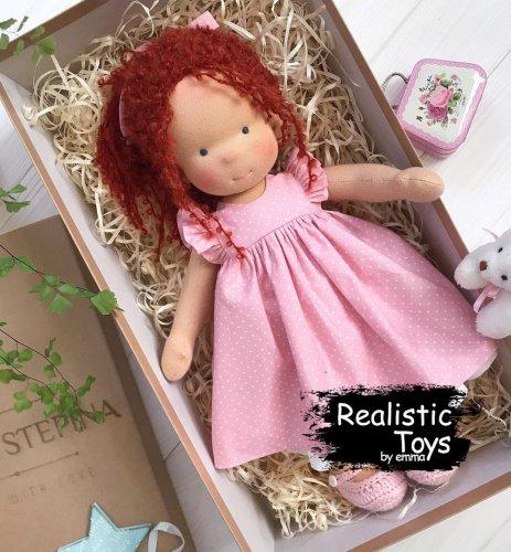 Waldorf Doll Sebastiane