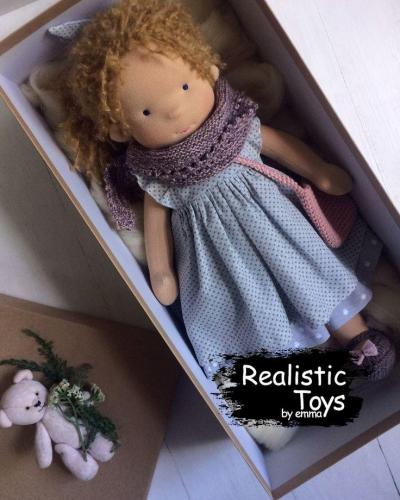 Cute Doll Charlotte