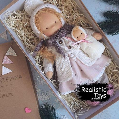 Waldorf Doll Flora , Best Christmas Gifts 2020 For Kids