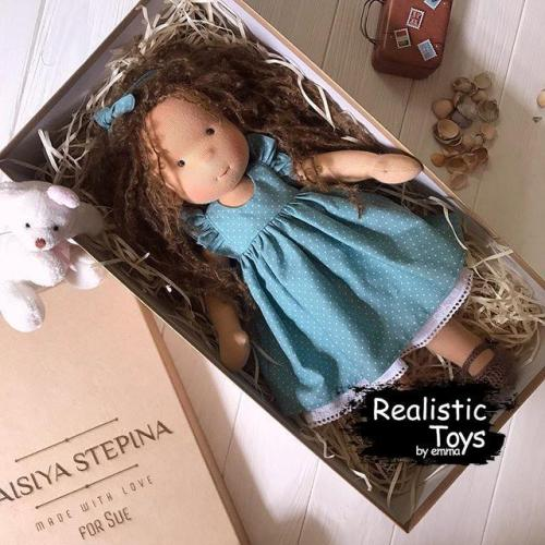 Waldorf Doll Doreen , Best Gift For Baby Girl