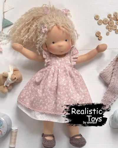 Cute Doll Esperanza