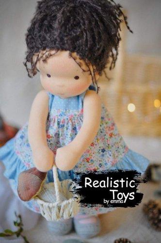 Cute Doll Caroline , Rag Dolls