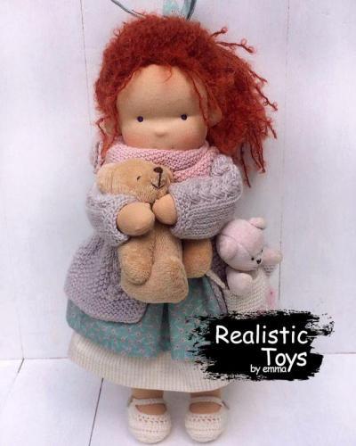Cute Doll Remington