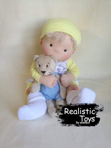 Waldorf Boy Doll Belinda