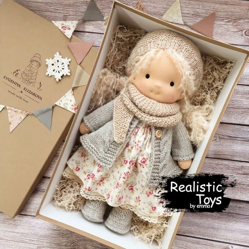 Cute Doll Christine , Top 10 Girls Gifts , Handmade Cute Dolls For Sale