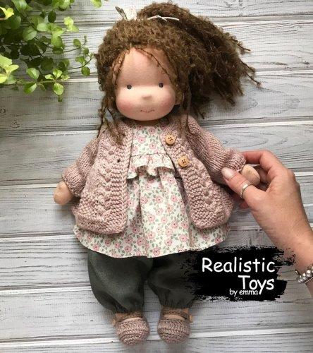 Cute Doll Tiara
