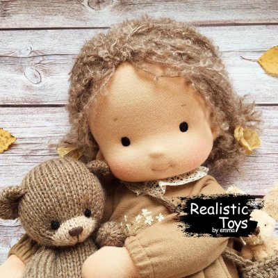 Cute Doll Selena , Christmas Gift Ideas , Soft Bodied Baby Doll