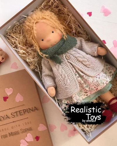 Cute Doll Mireya
