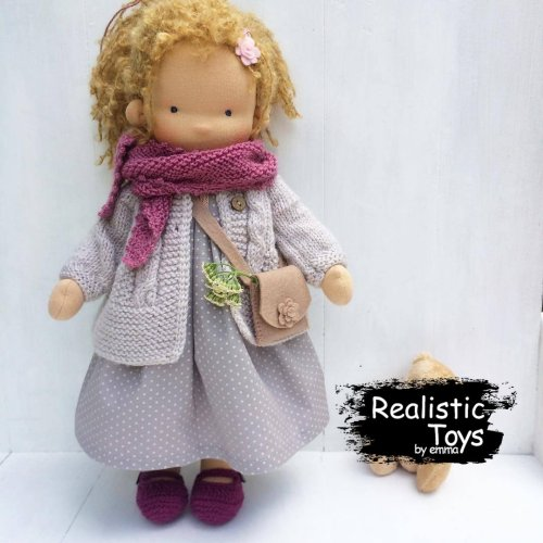 Waldorf Doll Genevieve