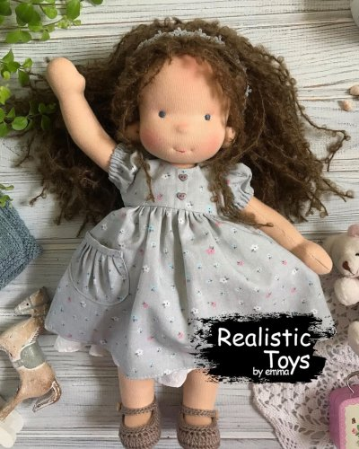 Waldorf Doll  Natalie