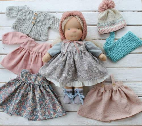 Cute Doll Alva , Popular Gifts For Teenagers , Dolls With Clothes