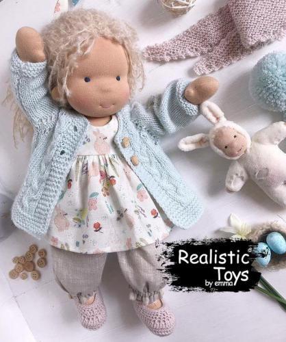 Cute Doll Emelia