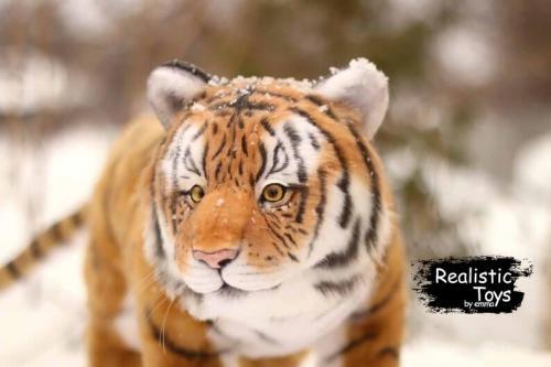 Emma Realistic Toys - Realistic Tiger Ryker