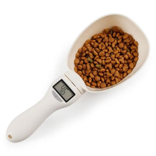 Emma Realistic Toys - Portable Pet Food Scale Cup with Led Display for Dogs and Cats
