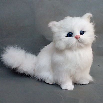 Emma Realistic Toys - Realistic & Lifelike Ragdoll Cat  Rory