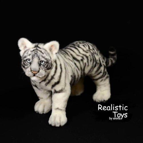 Emma Realistic Toys - Realistic Tiger Kaira