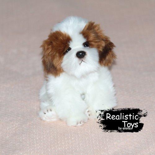 Emma Realistic Toys - Realistic & Lifelike Shepherd Elianna