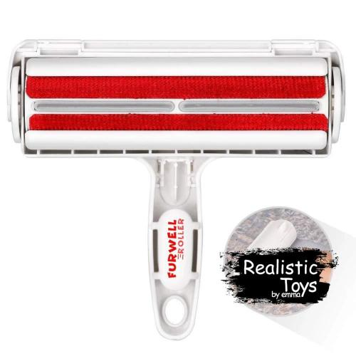 Emma Realistic Toys - Furwell Roller™ Pet Hair Remover