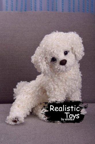 Emma Realistic Toys - Realistic & Lifelike Teddy Dog Gromit