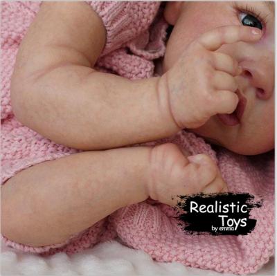 12''Little Cute Sylvia Reborn Baby Doll