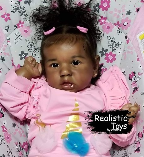 12''Handmade Rohde Reborn Baby Doll Girl