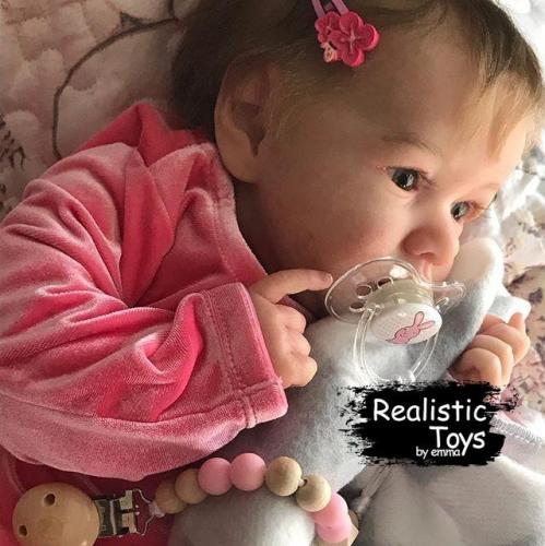 12''Little Cute Zane Reborn Baby Doll Boy